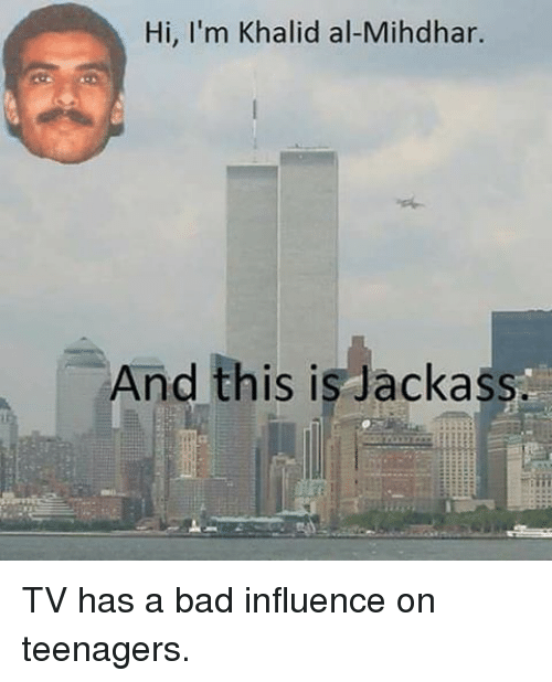 television has a bad influence on