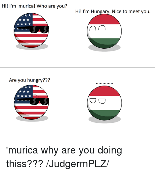 hungry hungarians
