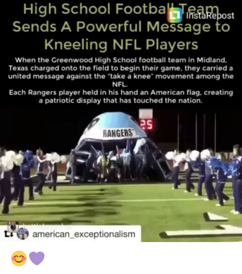 high school and flag post message Washington ― school administrators in a 93 percent white maryland county recently asked high school teachers to take down pro-diversity posters from classrooms because they perceived them as.