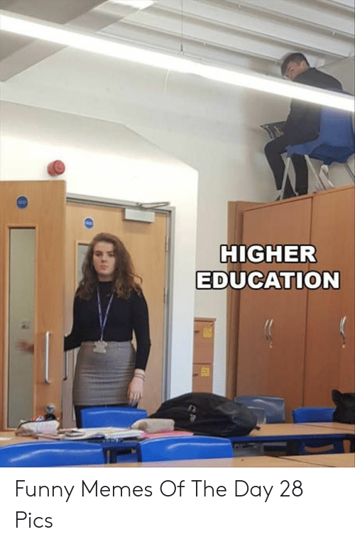 higher education: HIGHER  EDUCATION Funny Memes Of The Day 28 Pics