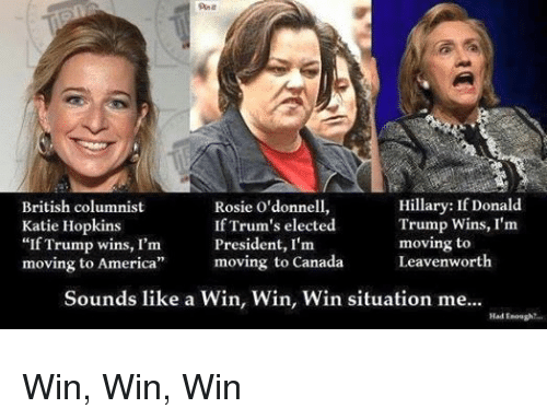 Funny Memes If Donald Trump Wins : Funny katie hopkins memes of on sizzle america