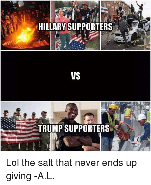 Search Trump Supporter Memes On Me.me