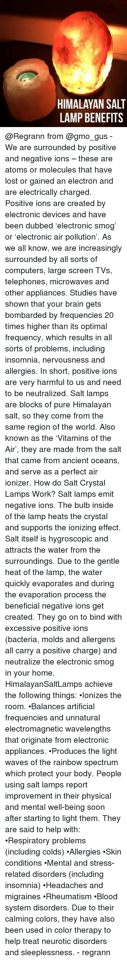 Do Salt Lamps Work For Migraines : 25+ Best Memes About Salt Lamps Salt Lamps Memes