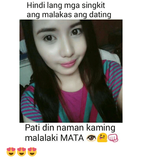 malakas ang dating in Engels beste Taiwan dating app