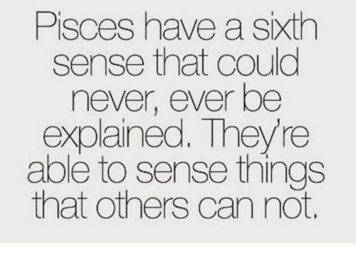 sixth sense: HISCes have a SIXth  sense that could  never, ever be  explained. They re  able to sense things  that others can not