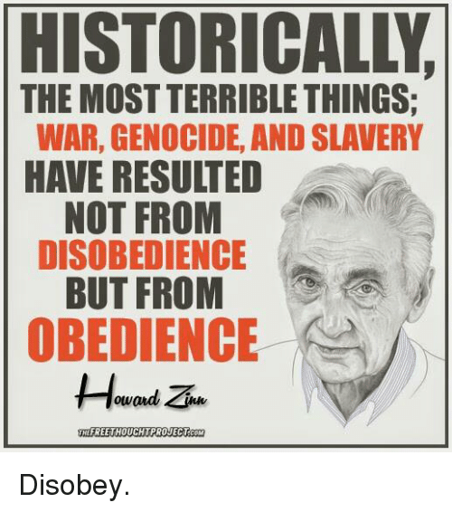 howard zinn use and abuse of The use and abuse of history from the book declarations of independence by howard zinn publisher - harpercollins [henry] kissinger, secretary of state to nixon.