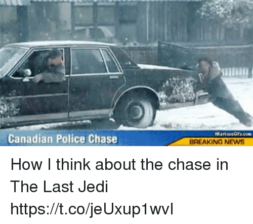 HlariousCifscom Canadian Police Chase BREAKING NEws How I