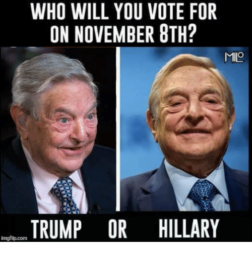 Trump Or Hillary: Ho WHO WILL YOU VOTE FOR  ON NOVEMBER BTH?  MILO  TRUMP OR HILLARY  imgflip.com