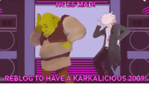 Hoes: HOES MAD!  RÉBLOG TO HAVE A KARKALICIOUS 209!