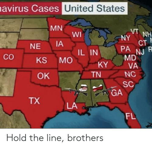 hold the line: Hold the line, brothers