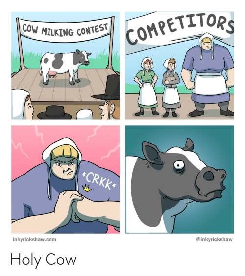 cow: Holy Cow