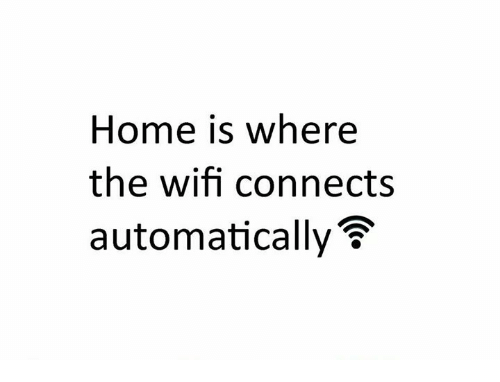 how to automatically connect to home wifi