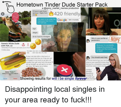 Local singles in your area