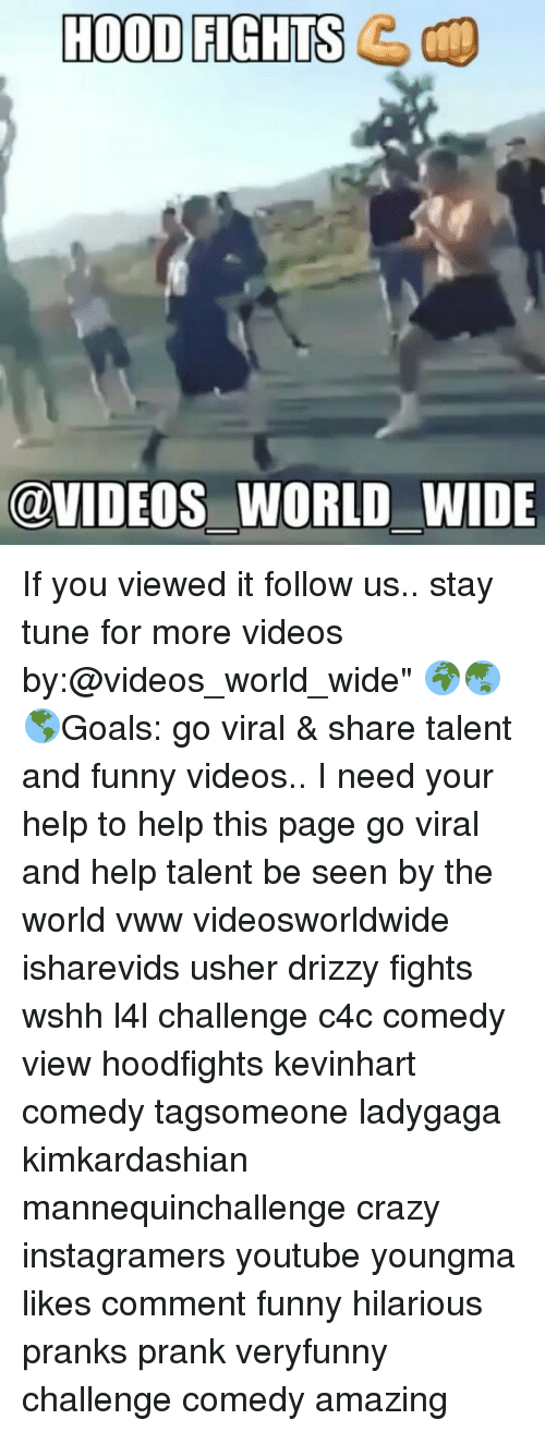 "Hood Fights, Memes, and Usher: HOOD FIGHTS  @VIDEOS WORLD WIDE If you viewed it follow us.. stay tune for more videos by:@videos_world_wide"" 🌍🌏🌎Goals: go viral & share talent and funny videos.. I need your help to help this page go viral and help talent be seen by the world vww videosworldwide isharevids usher drizzy fights wshh l4l challenge c4c comedy view hoodfights kevinhart comedy tagsomeone ladygaga kimkardashian mannequinchallenge crazy instagramers youtube youngma likes comment funny hilarious pranks prank veryfunny challenge comedy amazing"