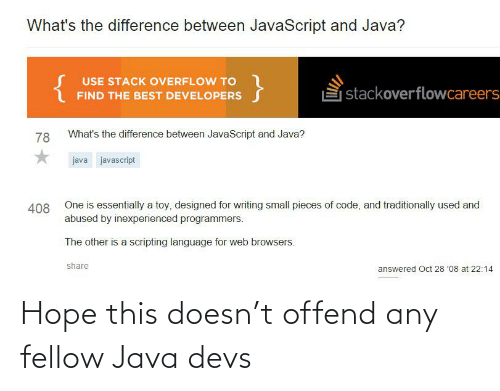Java: Hope this doesn't offend any fellow Java devs