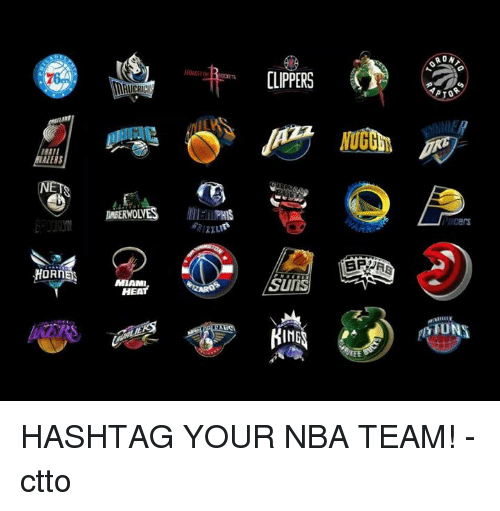 Miami Heat, Nba, and Clippers: HORN  IIMBERWOL  MIAMI  HEAT  CLIPPERS  SUITS  ING  ON  OR  cers HASHTAG YOUR NBA TEAM!  -ctto