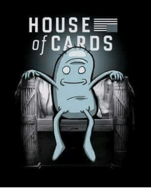 House of Cards: HOUSE  of CARDS