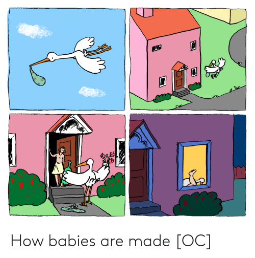 How Babies: How babies are made [OC]