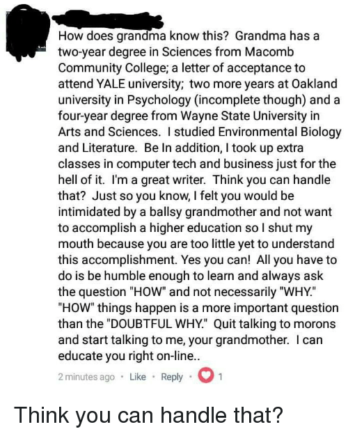 essay on why i want to be a business major
