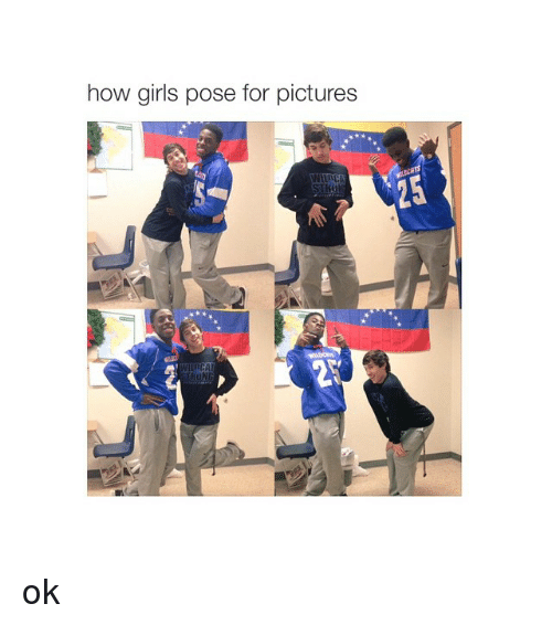 Girl Posing: how girls pose for pictures  URCAT  THUNG ok