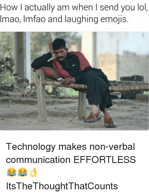 technology makes communication easy Technology is intended to make our lives easier while we can sometimes feel like throwing our computers out the window, or going on vacation just to get away from all the buzzing, beeping, and being too connected, ultimately technology gives us a wealth of opportunities to have more comfortable lives - even with lower carbon footprints.