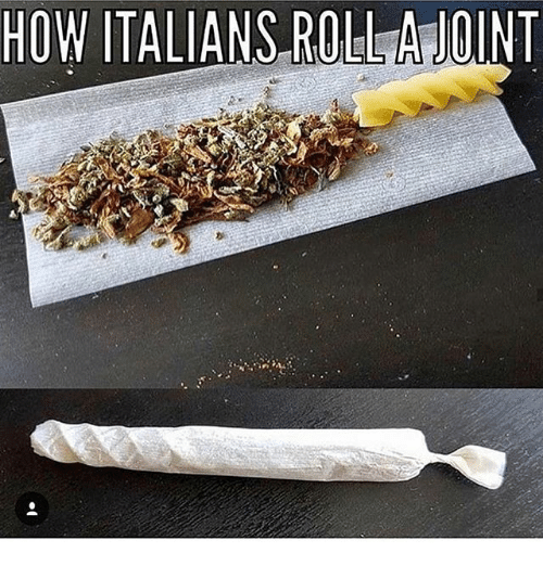 Memes, 🤖, and How: HOW ITALIANS ROLLNAJOINT