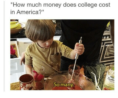 how much money does it cost to apply to college