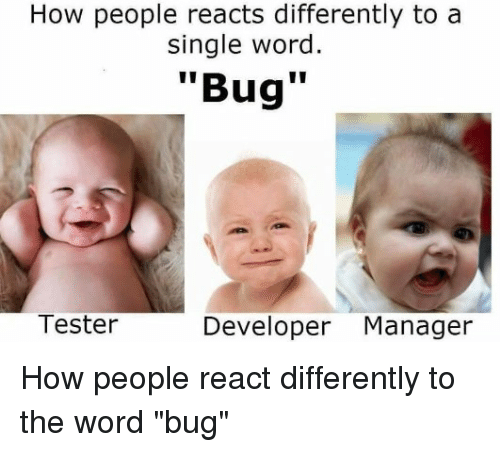 how-people-reacts-differently-to-a-singl