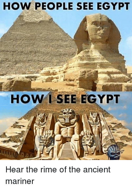 how people see egypt how i see egypt hear the 5699791 how people see egypt how i see egypt hear the rime of the ancient