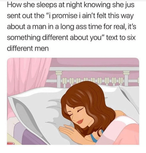 How to text a girl at night