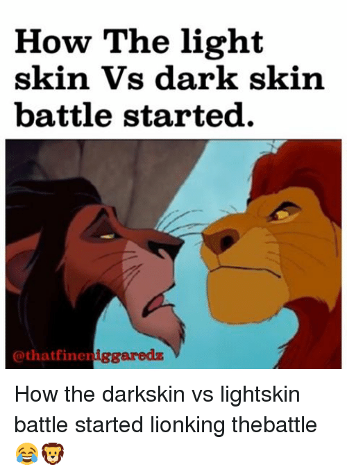 light skin vs dark skin Sam asked a question about light men vs darker men (black men) and i wanted to put a spin on it for the guys can have their take on it i prefer the darker.