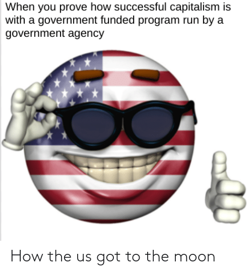 The Us: How the us got to the moon