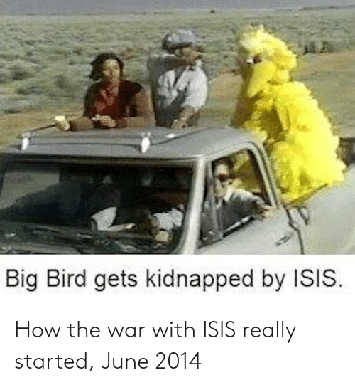 ISIS: How the war with ISIS really started, June 2014