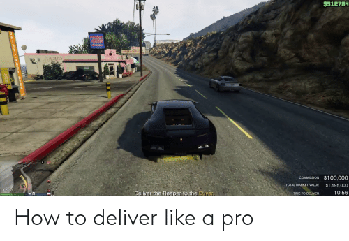 deliver: How to deliver like a pro
