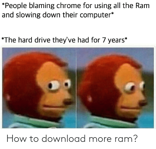 download more ram: How to download more ram?