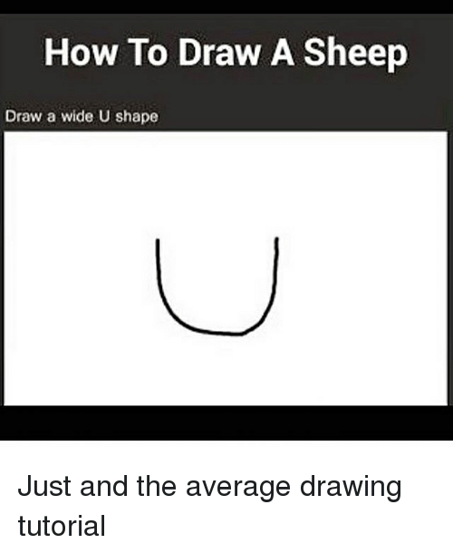 Best memes about drawing tutorial