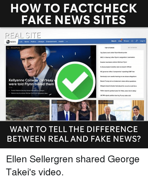 Best Info And News Site: HOW TO FACT CHECK FAKE NEWS SITES REAL SITE Watch Live