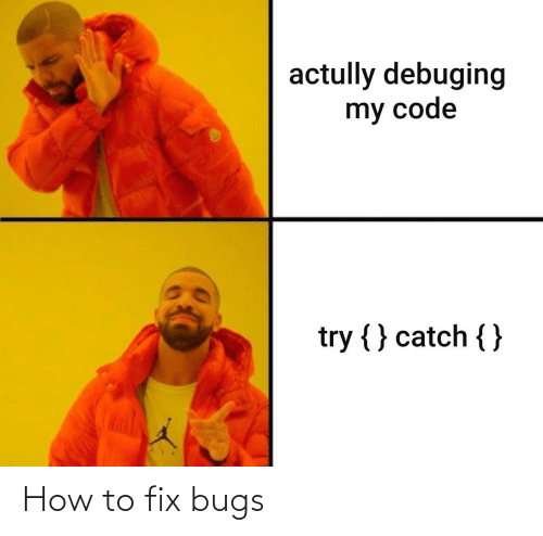 Fix: How to fix bugs