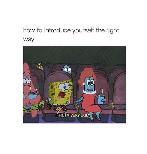 How to introduce yourself to a girl