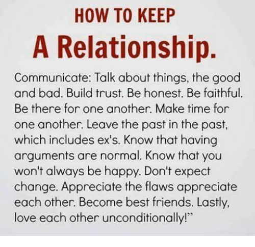when do you leave a bad relationship