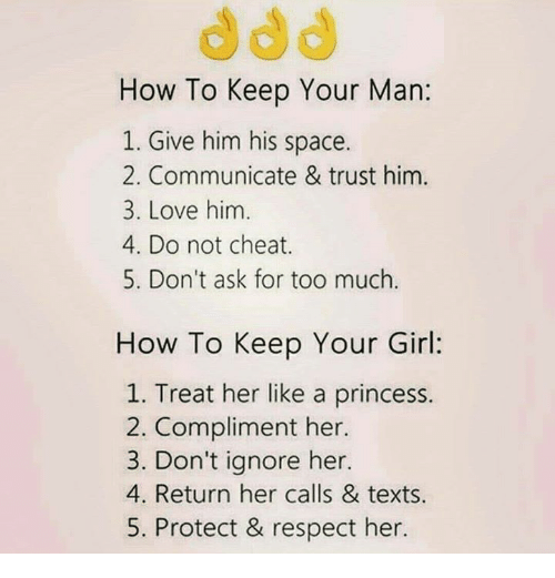 How To Give Your Man Space 43