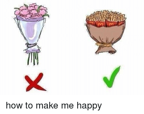 how to make a happy and