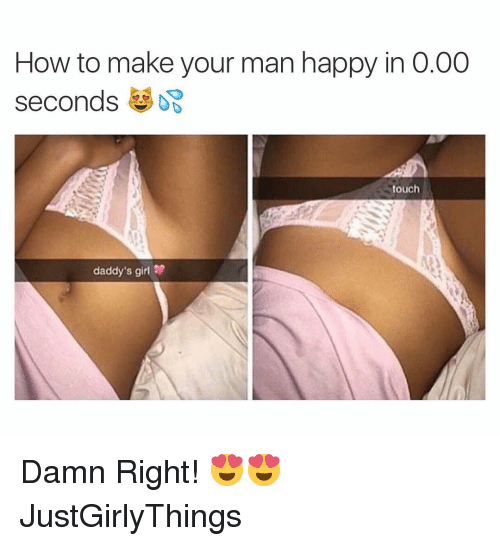 How To Make Man Happy In Bed