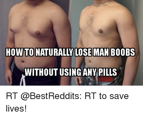 How To Lose Man Boobs Naturally 60