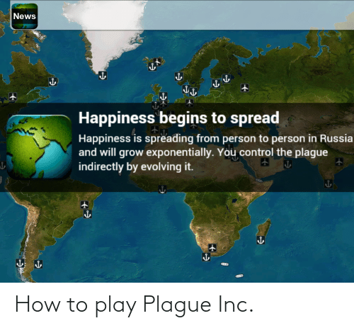 Inc: How to play Plague Inc.