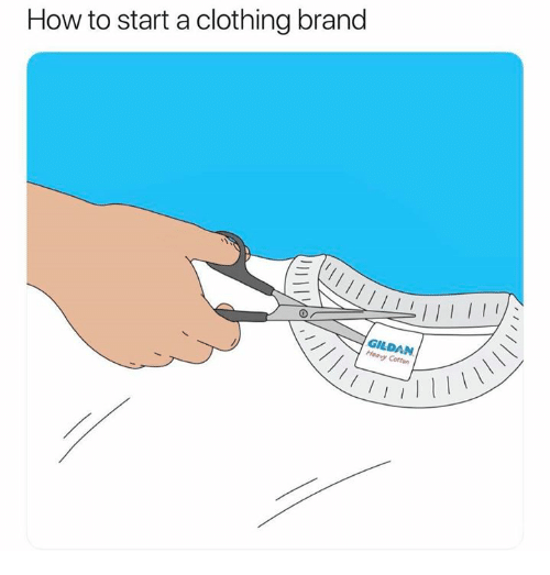 how to start a: How to start a clothing brand  GILDAN  Heavy Corton