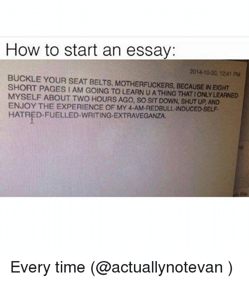 sophisticated ways to start an essay Useful linking words and phrases that can be used at the start of new  in the  face of such criticism, proponents of,have responded in a number of ways   key paragraphs and/or sections of your essay during your introductory paragraph.
