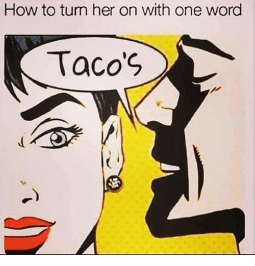 How to turn her on with words