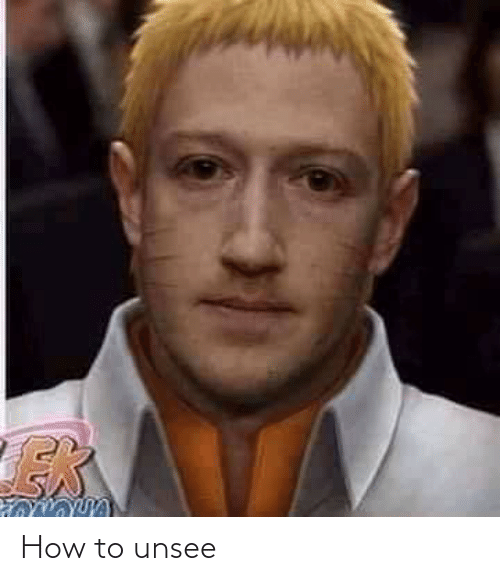 Naruto: How to unsee
