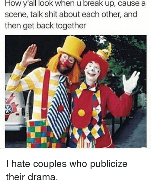 Couples Who Broke Up And Got Back Together